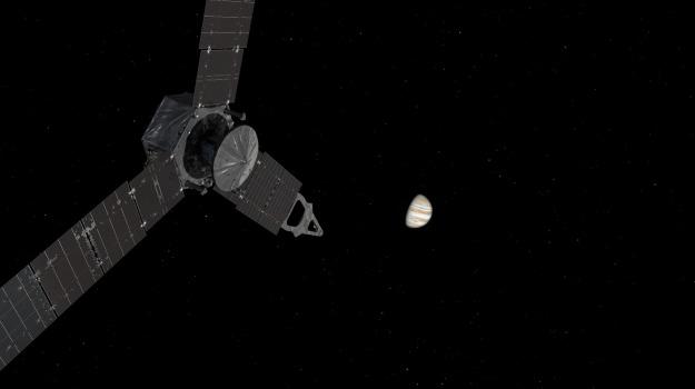 Agenzia Spaziale Italiana, giove, nasa, sonda juno, Sicilia, Cronache tra le Stelle