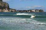 Mondello nella top 5 delle migliori spiagge per il surf