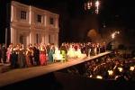 Palermo e Catania unite per la Traviata, debutto con applausi a Taormina