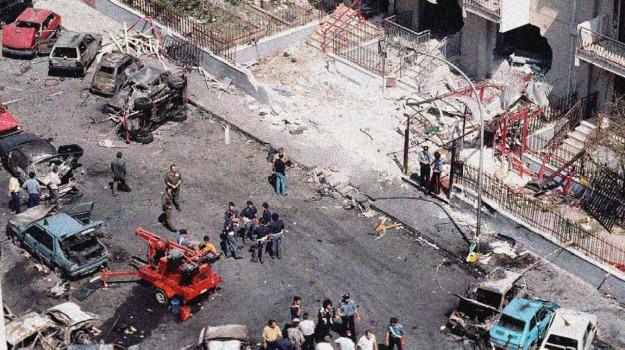 depistaggio, strage di via D'Amelio, Paolo Borsellino, Sicilia, Cronaca