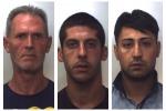 Ladri di rame a Polizzi Generosa, nomi e foto degli arrestati