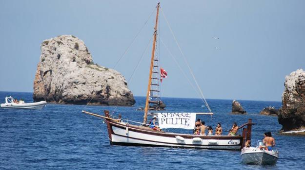 giro in barca, porticello, Palermo, Cronaca