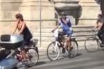Pedalata a Palermo in ricordo di Libero Grassi - Video