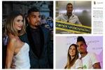 """Boateng giocherà in Spagna, la moglie Melissa Satta: """"Sempre con te"""""""