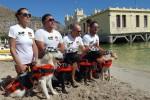 Bauwatch, i cani bagnino salutano Mondello - Foto