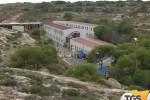 Lampedusa, tentato incendio al centro di accoglienza
