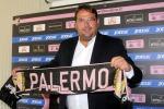 """Palermo, Faggiano: """"Non sono qui per rilassarmi, acquisteremo giocatori di qualità"""""""
