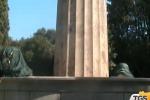 Riconsegnata Fontana d'Ercole a Palermo