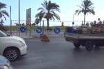 Lavori a Palermo, da mercoledì cambia la viabilità al Foro Italico