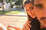 Cecilia Rodriguez e Francesco Monte a Los Angeles: le foto della vacanza
