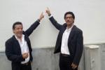 A Palermo i sosia ufficiali di Franco Franchi e Ciccio Ingrassia: le foto