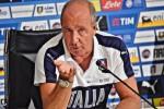 """L'Italia di Ventura: """"Voglio una squadra compatta ma capace di divertire"""""""
