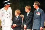 """Il principe William ricorda mamma Diana: """"Mi manca ogni giorno"""" - Foto"""