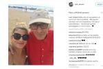 Emma Marrone insieme a Franco Battiato - Fonte Instagram