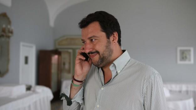 centrodestra, forza italia, Lega Nord, primarie centrodestra, Matteo Salvini, Sicilia, Politica