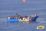 Oltre 6 mila migranti soccorsi nel Canale di Sicilia