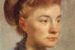 """Dopo 100 anni ritorna alla luce il ritratto """"nascosto"""" di Degas"""