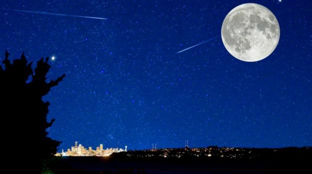la notte della luna, Moonwatch, Sicilia, Cronache tra le Stelle
