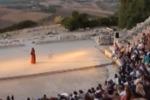 Dionisiache, Teresa Mannino sul palco di Segesta