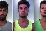 Egiziani aggrediti, caccia ai due autisti: nomi e foto degli arrestati