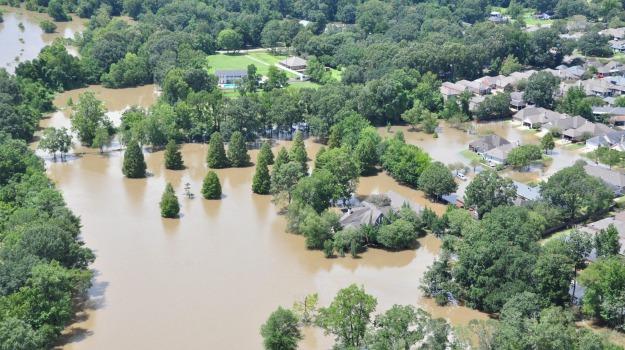 alluvione, Louisiana, Sicilia, Mondo