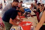 """""""L'arte nel catino"""", giornata creativa a Marina di Ragusa"""