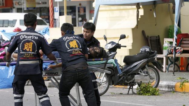 attentati, Thailandia, Sicilia, Mondo