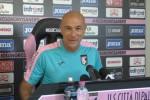 """Riparte il campionato per il Palermo, Ballardini: """"C'è entusiasmo, è una squadra che ha fame"""""""