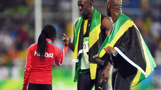 4x100, olimpiadi, Usain Bolt, Sicilia, Sport
