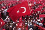 Turchia, un milione in piazza a sostegno di Erdogan