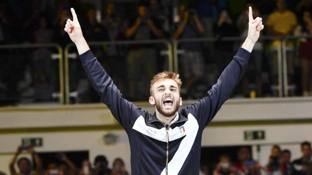 fioretto, olimpiadi, oro, scherma, Daniele Garozzo, Sicilia, Sport