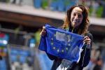 """Fioretto d'argento per Di Francisca con dedica all'Europa: """"L'Isis non vincerà"""""""