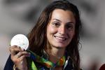 La prima medaglia dell'Italia è siciliana: la catanese Fiamingo argento nella spada
