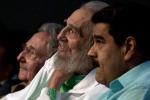 Fidel Castro appare in pubblico per i suoi novant'anni - Foto