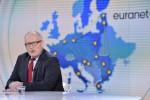 Commissione europea, il vicepresidente Timmermans atteso a Siracusa