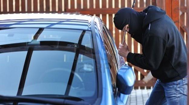 auto, criminalità, furti, Palermo, Cronaca