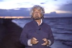 """Vaccini e morbillo, Grillo al Ny Times: """"Mia pure la bomba all'idrogeno"""""""