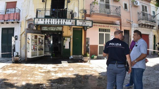 incendio palermo, Palermo, Cronaca