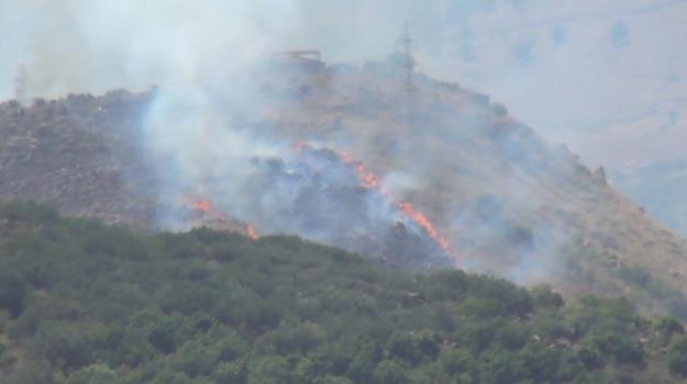 emergenza incendi sicilia, incendi palermo, Palermo, Cronaca