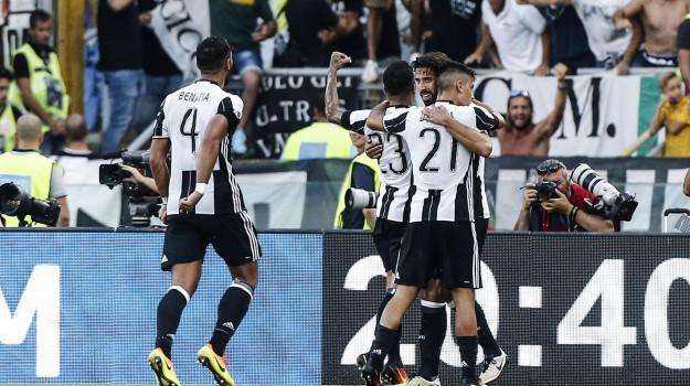 Calcio, juve, lazio, Milan, Napoli, SERIE A, Sicilia, Sport