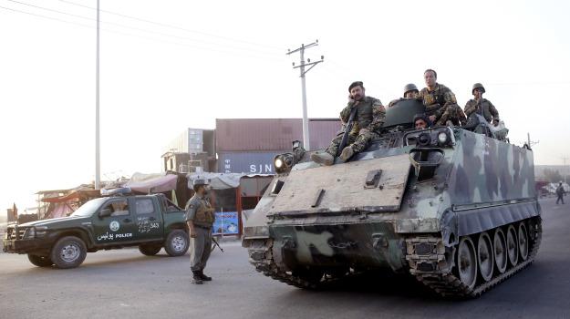 afghanistan, camion bomba, Kabul, talebani, Sicilia, Mondo