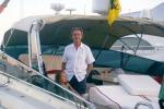 Avvistato ad Agrigento lo yacht di Montezemolo