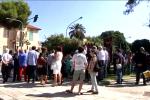 """Intitolato a Pina Maisano il giardino di piazza Caboto, Orlando: """"La mafia c'è, ma non governa più"""" - Video"""