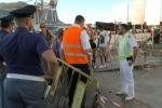 Mare mosso a Ferragosto, meno barconi Ma tanti controlli in porti e luoghi d'arte