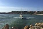 Yacht si arena al porto di Gela, ferito diportista