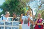 """""""Liberate Punta Izzo"""", la protesta di Legambiente Augusta"""