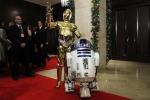 """E' morto Kenny Baker, il robot R2-D2 di """"Star Wars"""""""