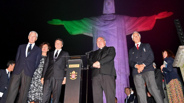 olimpiadi Rio 2016, Agnese Renzi, Matteo Renzi, Sicilia, Politica