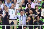 Dal beach volley al nuoto, il tifo di Renzi sugli spalti di Rio - Foto
