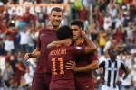 Esordio vincente per la Roma: 4-0 all'Udinese